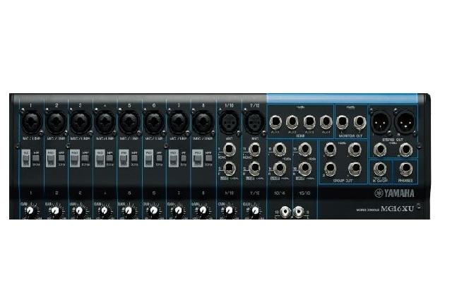 Bàn Mixer Yamaha MG16XU (16 KÊNH)