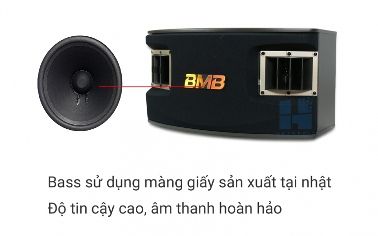 Loa Karaoke BMB CSV 450