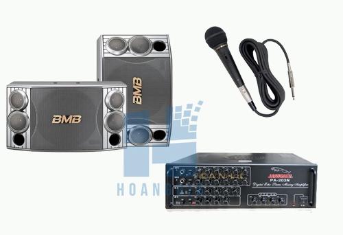 Loa Karaoke BMB CSX 1000SE