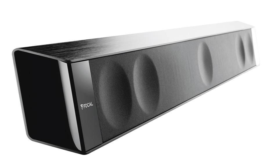 Loa Soundbar Focal Dimension