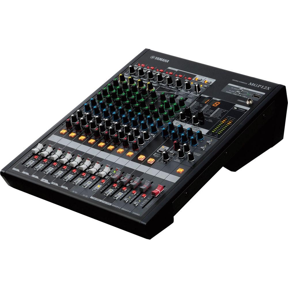 Bàn Mixer Yamaha MGP12X (12 KÊNH)