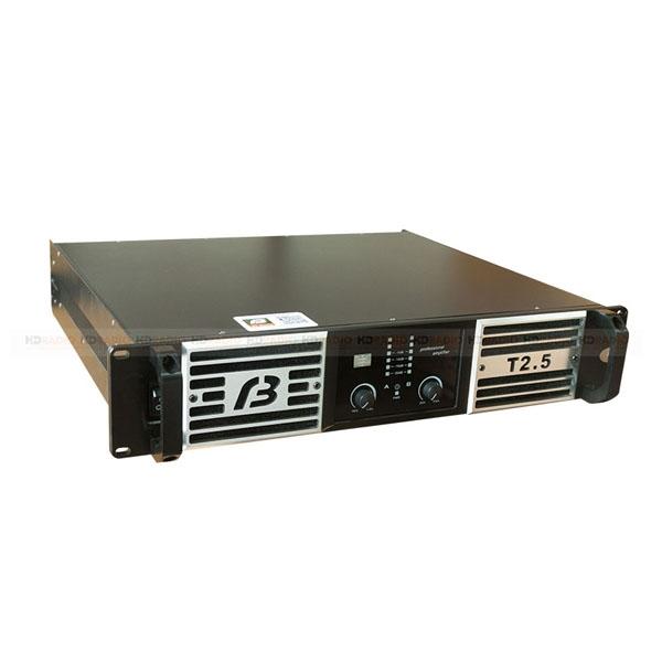 Cục đẩy công suất 2 kênh BFAUDIO T2.5