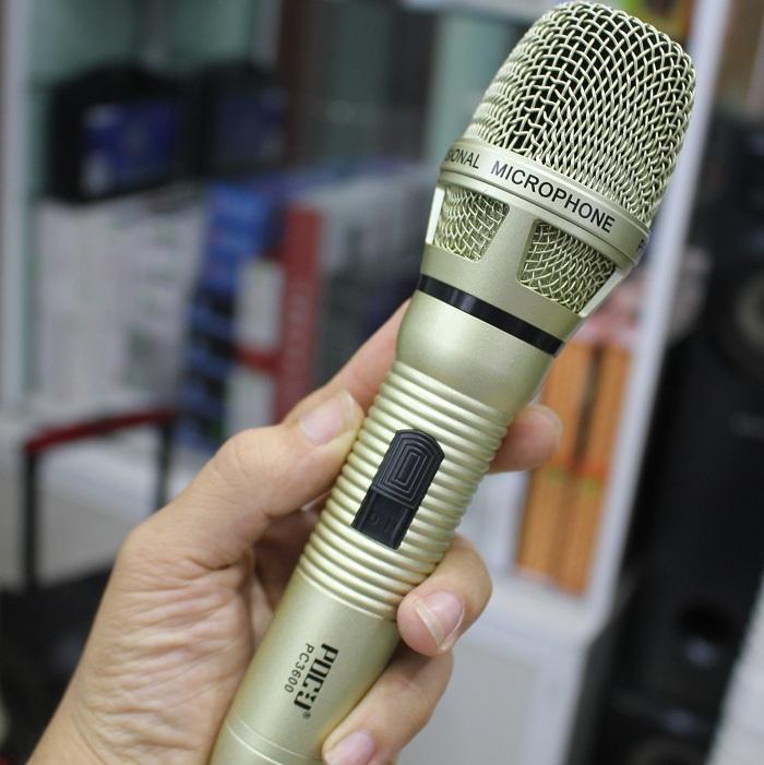 Micro Karaoke Có Dây PDCJ PC3600