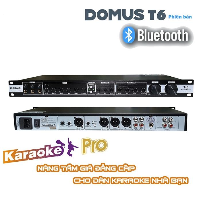 Vang cơ DOMUS T6 Bluetooth