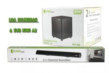 Địa chỉ mua loa Soundbar Kiwi chất lượng, uy tín tại Hà nội
