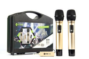 Micro không dây Kiwi A1 giá rẻ tại Hà nội