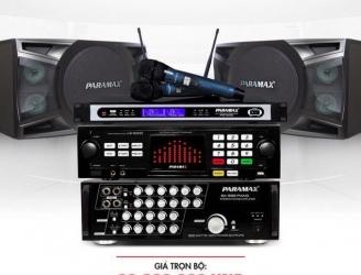 Bộ dàn karaoke gia đình PARAMAX 4