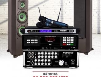 Bộ dàn karaoke gia đình PARAMAX 5