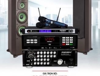 Bộ dàn karaoke PARAMAX 1