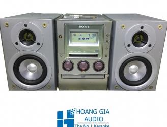 Dàn mini Sony M100