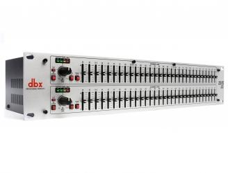 Lọc tiếng Equalizer DBX 231S