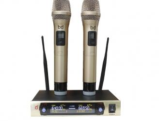 Micro không dây BD M6+
