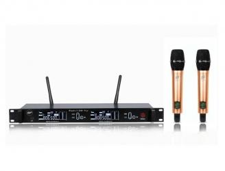 Micro không dây BFAUDIO K-304D+ PLUS