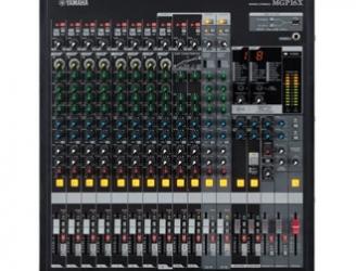 Bàn Mixer MPG16X ( 16 KÊNH)